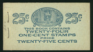# 552a BK66 COMPLETE BOOK, post office fresh,  SUPER NICE!