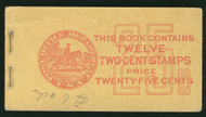 # 634d BK80 COMPLETE BOOK, post office fresh, NICE!