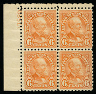 # 587 VF+ OG NH, well centered, FRESH!