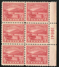 # 681 VF/XF OG NH, well centered