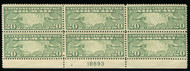 #C  9 F/VF OG NH, post office fresh