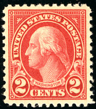 # 554  XF-SUPERB OG NH, w/PSE (GRADED 95 (01/19)) CERT,  a wonderful stamp,  Fresh!