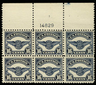 #C  5 F/VF OG NH, LARGE TOP, post office fresh,  SUPER NICE!