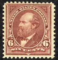 # 271 VF+ OG NH, fresh stamp, Choice!