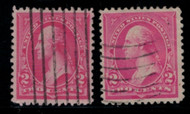 # 266 - 267 F/VF, one of each, nice!