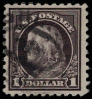 # 478 VF/XF, well centered, Nice!