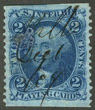 #R 11b VF/XF, large margins all around, SUPER NICE!