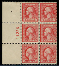 # 527 F/VF OG NH, post office fresh, Super Nice!