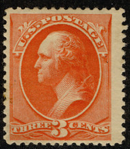 # 214 F/VF OG VLH, super color, nice centering,  SELECT!