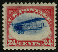#C  3 VF/XF OG NH, well centered, fresh colors, small inclusion seen only on reverse, NICE PRICE!