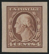 # 346 SUPERB OG NH. w/PSE (GRADED 98 (08/20)) CERT, large margins all around,  SUPER GEM!