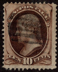 # 150 F/VF used, Rich and No flaws!