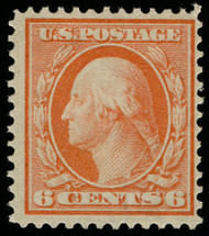 # 362 F/VF OG NH, w/PSAG (06/20) CERT, an elusive never hinged stamp,  fresh color and nicely centered,   truly NH, RARE!