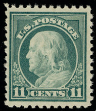 # 511 VF/XF OG NH, w/Crowe (10/20) CERT, BL single from the block,  CHOICE!
