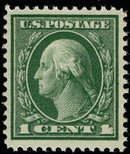 # 405 XF OG NH, w/PF (03/18) CERT (copy from a block),  SUPER NICE!