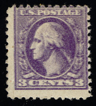 # 530a F/VF OG NH, Double Impression, Neat Freak!