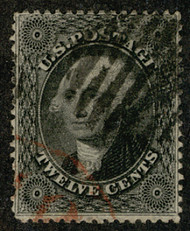#  36 VF, bold color, extremely well centered, Choice