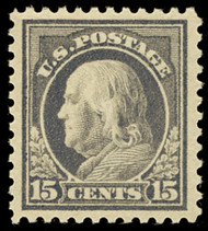 # 514 XF OG NH, w/PSE (GRADED 90 (03/12) CERT, a fabulous stamp, fresh color, well centered, CHOICE!