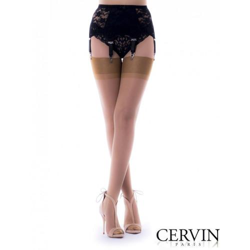 Cervin capri 10 denier rht stockings nylons hosiery