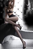 Fiore Ada Luxurious Classic 15 Denier Sheer to Waist Pantyhose