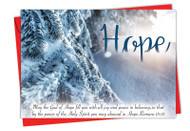 Holiday Devotions, Printed Christmas Greeting Card - C6661BXS