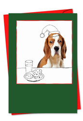C6582JXS - Holiday Dogs & Doodles: Greeting Card