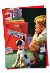 C6035AXS - Home For The Holidays: Paper Card