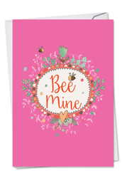 C6548AVD - Let It Bee: Paper Card