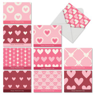 M3058VD - Heartfelt: Mixed Set of 10 Cards