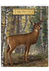 J9685EFD - Into The Woods: Large Note Card