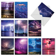 M4621OC - Bolts Of Beauty: Assorted Set of 10 Cards