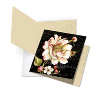 Botanica, Extra Large Square-Top Thank You Greeting Card - JQ4610BTYG