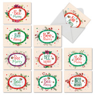 M6548XS - Let It Bee: Mixed Set of 10 Cards