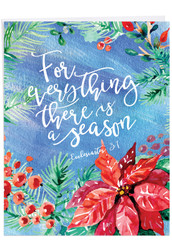 J5076SG - Season For Everything: Big Paper Card
