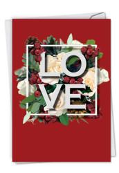 C5184VD - Love Squared: Paper Card