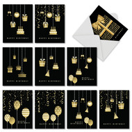 AM6723BD - Elegant Event: Mini Assorted Set of 10 Cards