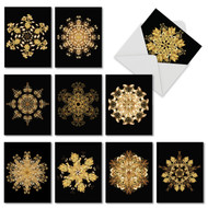 AM6326OC - Magnificent Mandalas: Mini Mixed Set of 10 Cards