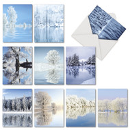 AM6134OC - Tree-flections: Mini Assorted Set of 10 Cards