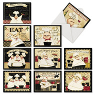 AM6834TY - Notes Du Jour: Mini Assorted Set of 10 Cards