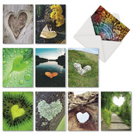 AM6838OC - Heartscapes: Mini Mixed Set of 10 Cards