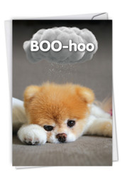C6869MY - Boo-Hoo: Greeting Card