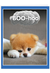 J6869MY-US - Boo-Hoo: Large Note Card