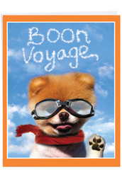 J6873BV-US - Boon Voyage: Extra Large Greeting Card