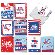 AM3187IN - One Nation: Mini Assorted Set of Cards