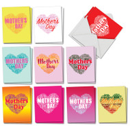 AM3192MD - Mother's Words: Mini Assorted Set of Cards