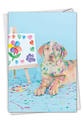 C7217ESR - Dirty Dogs - Artist: Greeting Card