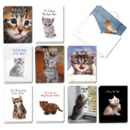 AM3365MY - Miss U Kitties: Mini Mixed Set of Cards