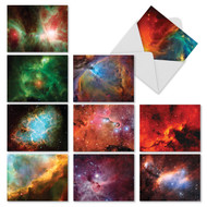 Galacticards, Assorted Set Of Mini Thank You Note Cards - AM3977TYG