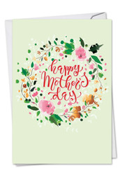 C3484MD - Watercolor : Greeting Card