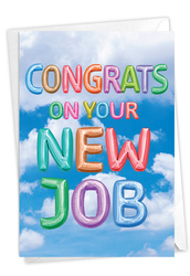 C5651RNJ - Inflated Messages - New Job: Printed Card